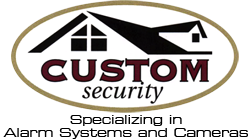 Custom Security Logo, Peterborough