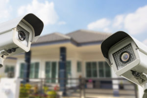 Cameras protecting your home or business